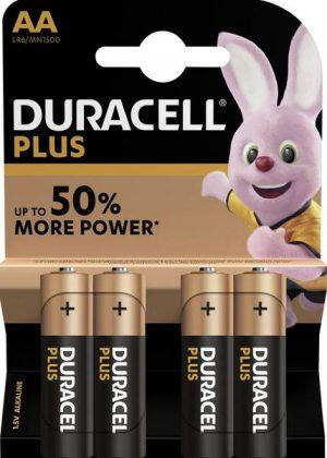 Batterij Duracell AA