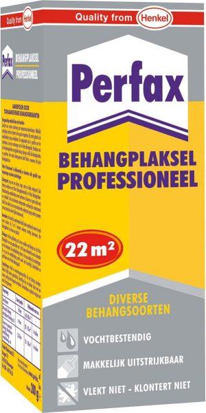Perfax Behangplaksel professioneel