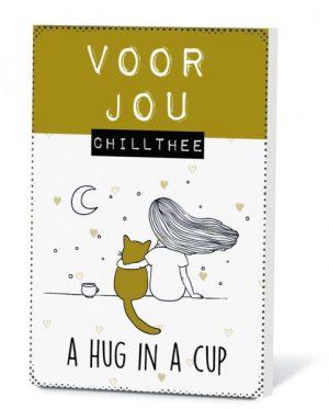 Theekaartje Voor Jou Chillthee