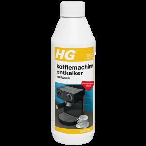 HG Koffiemachine Ontkalker Melkzuur