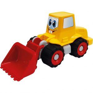 Happy Truck Bulldozer