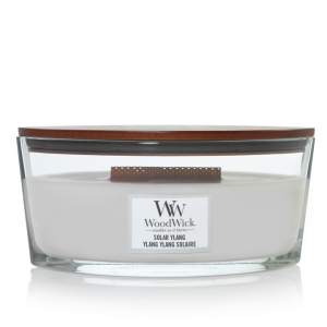 WoodWick Solar Ylang Ellipse Candle