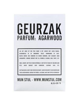 Mijn Stijl Geurzak Agarwood