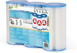 Intex Filter Type A 3-pack