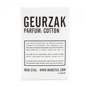 Mijn Stijl Geurzak Cotton