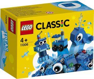 Lego Classic 11006 Blauw