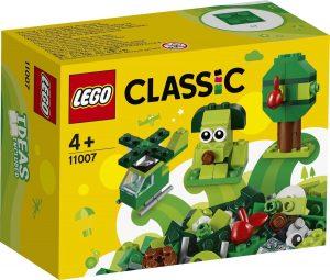 Lego Classic 11007 Groen