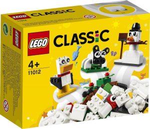 Lego Classic 11012 Wit