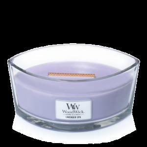 WoodWick Ellipse Candle Lavender Spa
