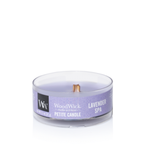 WoodWick Petite Candle Lavender Spa