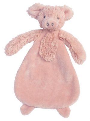 Happy Horse Knuffeldoekje Pig Perry